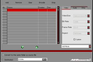Angel Video Converter screenshot