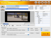 WMA Converter for Mac screenshot
