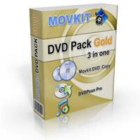 Movkit DVD Pack Gold screenshot