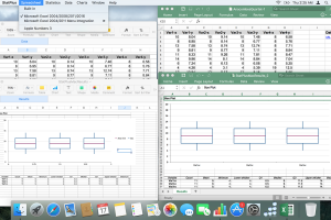 StatPlus:mac screenshot
