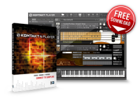 Kontakt Player for Mac screenshot