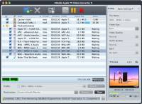 4Media Apple TV Video Converter for Mac screenshot
