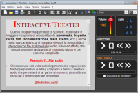 Interactive Theater screenshot