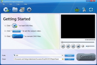 EasyDVD DVD Converter 05.24.12 screenshot
