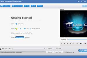 Tipard DVD Ripper screenshot