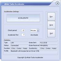 eMule Turbo Accelerator screenshot