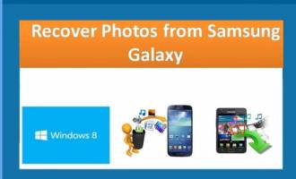 Recover Photos from Samsung Galaxy screenshot