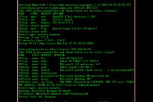 Download Nmap for Mac OS X 7 80 free