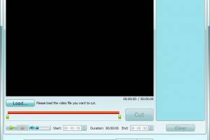 GiliSoft Video Cutter screenshot