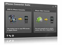 iPhone Converter Suite screenshot