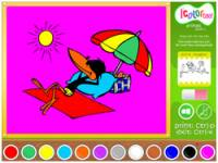 I Color Too: Animals 1 screenshot