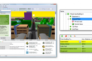 CityCAD Viewer screenshot