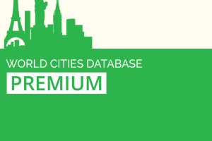 GeoDataSource World Cities Database (Premium Edition) screenshot