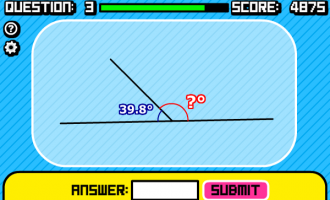 Geometry Quiz screenshot
