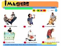 Imagiers - Learn French screenshot