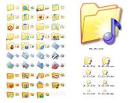 Folder Icon Set screenshot