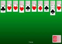 4 Suit Spider Solitaire screenshot