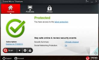 Internet Trend Micro Security Warez Free Download Titanium