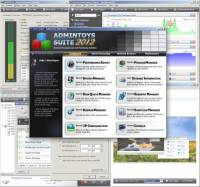 AdminToys Suite screenshot