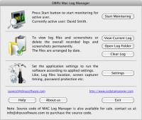 Free Keylogger Mac screenshot