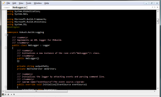 Portable Programmer's Notepad screenshot