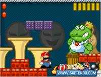 Super Mario Boss Bash screenshot