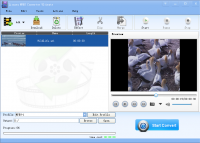 Lionsea MPEG Converter Ultimate screenshot
