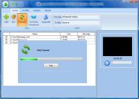Free Convert WMV FLV AVI to iPod iPhone screenshot