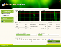 Memory Washer screenshot