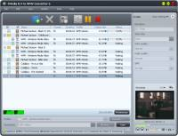 4Media FLV to WMV Converter screenshot