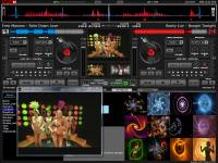 Virtual DJ Pro for Mac screenshot
