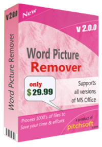 Word Picture Remover screenshot