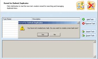 Outlook Duplicate Remover Solution screenshot