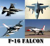 F-16 Falcon Screensaver screenshot