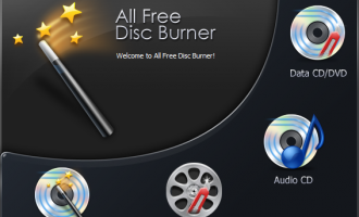 Free Disc Burner Platinum screenshot