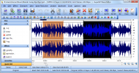SuperEZ Wave Editor screenshot