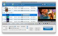 AnyMP4 iPad Converter for Mac screenshot