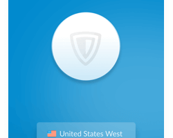 ZenMate VPN for Mac screenshot