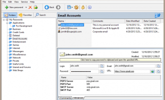 SecureSafe Pro Password Manager screenshot