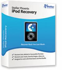 iPod Data Recovery Tool screenshot