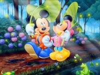 Disney Animated Wallpaper screenshot