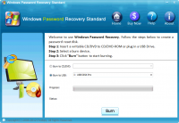 Pwdspy Windows Password Recovery screenshot