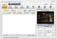 Dicsoft Apple TV Video Converter screenshot