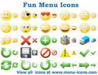برنامج Menu Icons 2011.1 برنامج