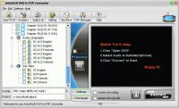 Ajiva DVD to PSP Converter screenshot