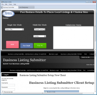 Business Listings Submitter screenshot