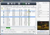 4Media DVD to MP4 Converter for Mac screenshot
