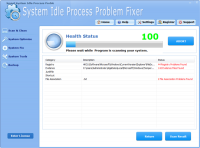 Smart System Idle Process Problem Fixer Pro screenshot