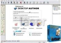 Desktop Author screenshot