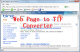 Web Page To TIF Converter